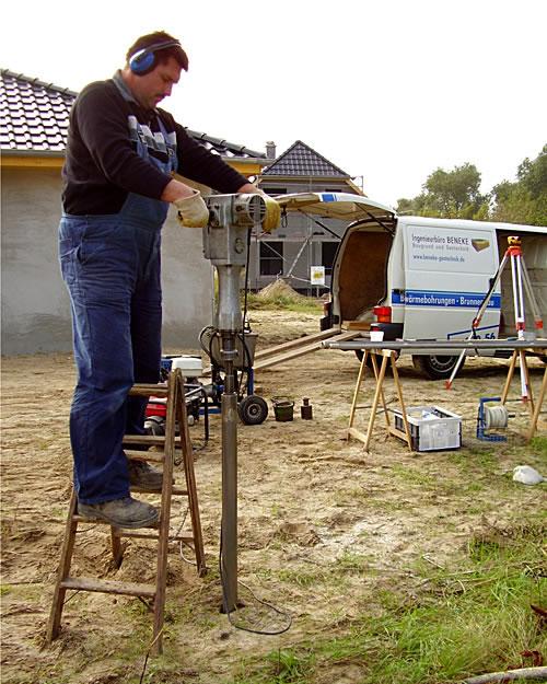 Beneke geotechnik das fachunternehmen f r for Hausbaufirmen brandenburg